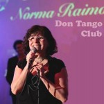 En Colonia, Alemania, Don Tango Club. Con colores argentinos